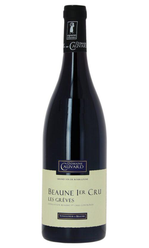 Domaine Cauvard, Les Grèves 2018, Beaune 1er Cru