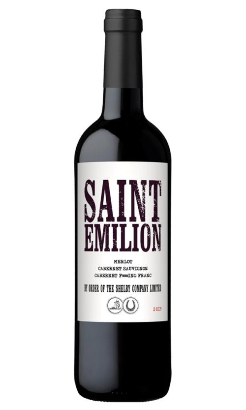 2019 Saint Emilion