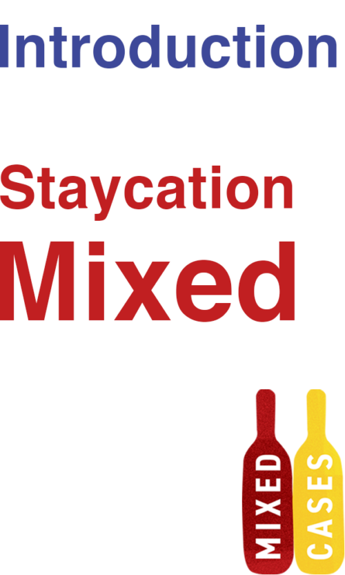 Introduction Staycation